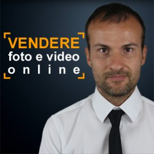"Cover del Podcast ""vendere foto e video online"""